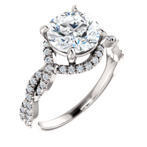 Cassio Creations Diamond Accented